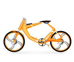Bicycle model concept design