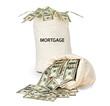 Bag with mortgage