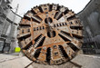 Tunnel boring machine head - 38966784