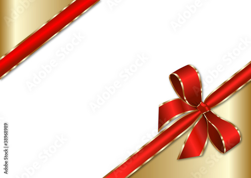 christmas card - vector template
