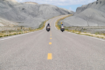 Riding Badlands