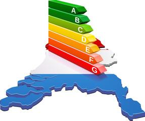 Performance énergie aux Pays-Bas (détouré)