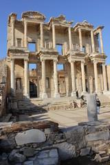 Efes Antik Kent  - Kütüphane