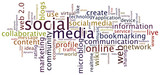 "Tag Cloud ""Social Media"""