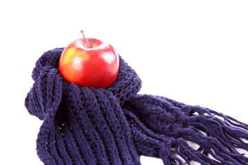 Einen Apfel für die Gesundheit