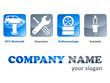 Autowerkstatt - Firmenzeichen