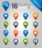 Arrow - Vacation icons