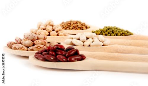 Fagioli,piselli,ceci e lenticchie mix di legumi