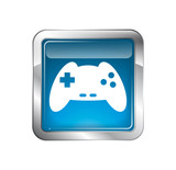 Gamepad Icon poster