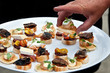 Selecting a canape