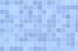Blaue Fliesen