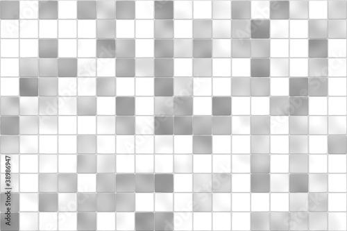 Grau- weiße Fliesen