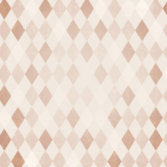Retro Harlequin Background