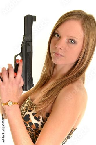 Influences de pistolets de sexe