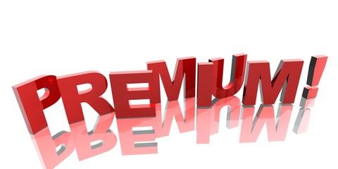 3D Buchstaben - PREMIUM