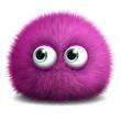 cute 3d monster