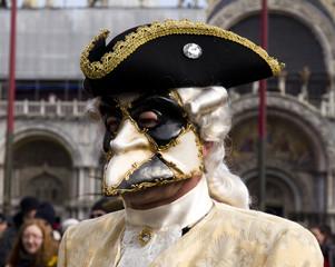 Maschera veneziana, Casanova, carnevale di Venezia