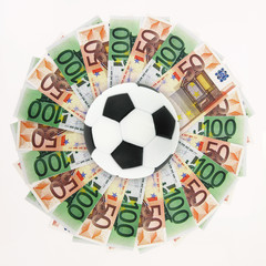 Football and money