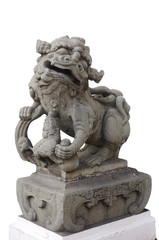 Legendary Lion Guard Statue