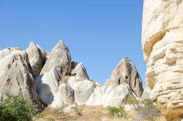 Speciel stone formation of cappadocia turkey