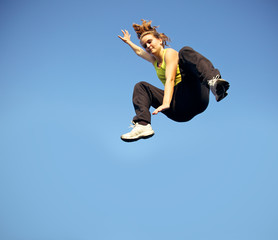 Speed And Agility In Parkour