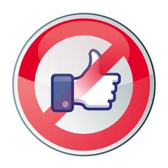 réseaux sociaux interdits