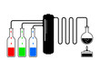 Distillation kit