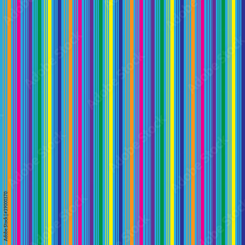 Colorful Vibrant Stripes Background