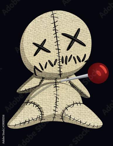 Voodoo Doll One
