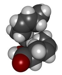 Docosahexaenoic acid (DHA, omega-3 fatty acid)