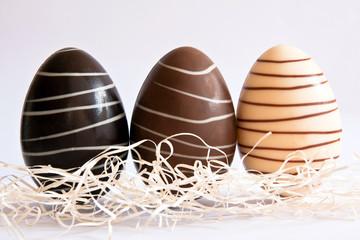 1, 2, 3 chocolats !!