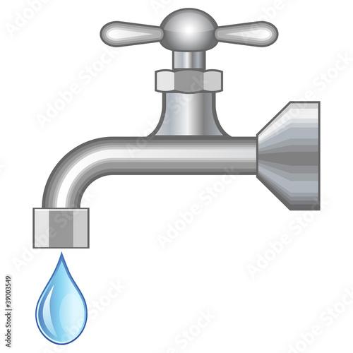 wasserhahn stockfotos und lizenzfreie vektoren auf  ~ Wasserhahn Zeichen Spülmaschine