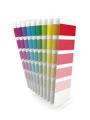 generic color swatches