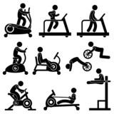 Athletic Gym Gymnasium Fitness Exercise Training Workout poster