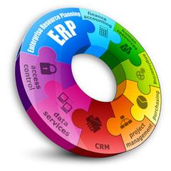 ERP circular puzzle