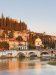 Ponte Pietra - Castel San Pietro - Verona