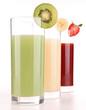 isolated fruit juice