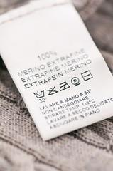 Textilpflegesymbol