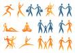Icons_symbols_human_figures
