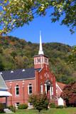 Historic church in West Virginia