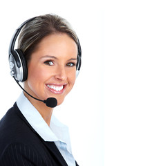 Call customer center operator.