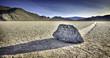 Leinwandbild Motiv Racetrack Playa, Death Valley