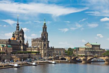 Dresden an der Elbe, Sachsen