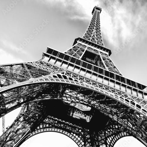 Fototapeten,eiffel tower,paris,notre dame,trocadero
