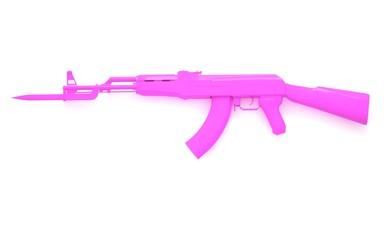 ak-47 pink