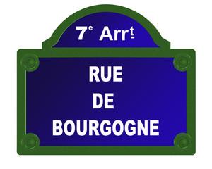 rue de bourgogne