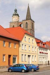 Altstadt und Nikolaikirche