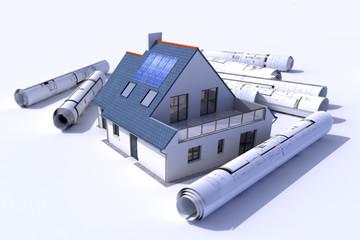 Architecture solar power