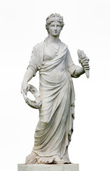 Statue of Greece man
