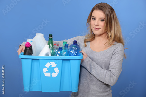 Please recycle.